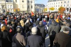 MANIFESTATION PRO MIGRANTS LE MANS