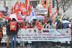 Manifestation - Contre la loi El Khomri - Etudiants - Syndicats - Le Mans